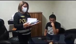 Elmer Cáceres Llica: así fue intervenido el gobernador regional de Arequipa en megaoperativo (VIDEO)
