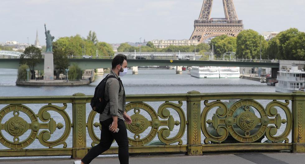 Francia registra 10.651 nuevos casos de coronavirus en 24 horas