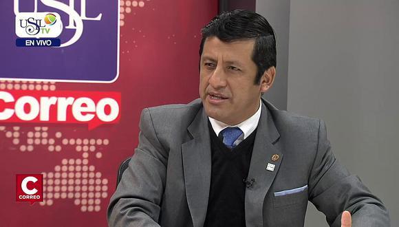 Guido Aguila: en el CNM no entendemos la protesta de los jueces y fiscales