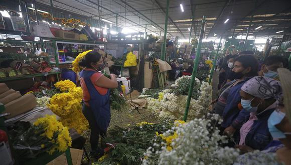 La floricultura genera puestos de trabajo por hectárea y el 50% corresponde al género femenino, señaló el Midagri. (Foto: GEC)