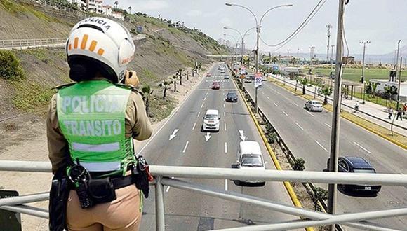 El MTC emitió nuevos límites de velocidad en avenidas y jirones de zonas urbanas. (Foto: GEC)