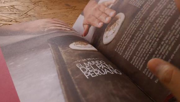 Mistura: Lanzan libro de recetas de panes típicos del Perú