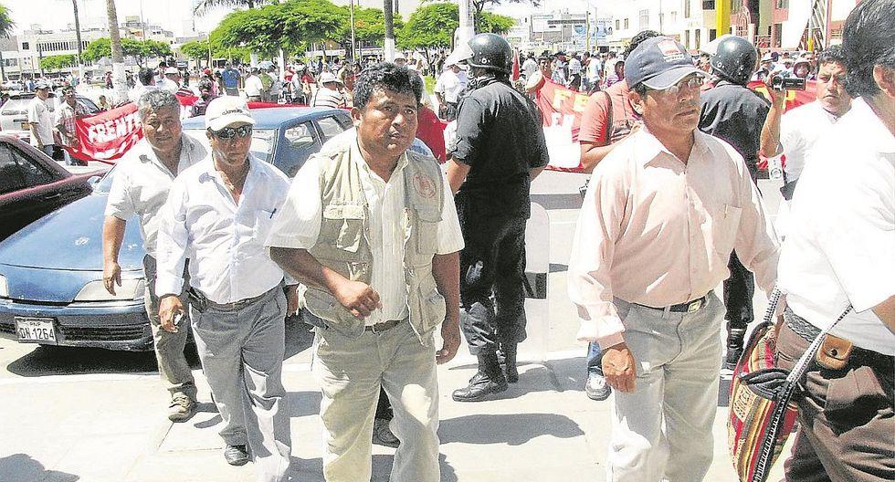 Áncash: Fiscalía pide 8 años de cárcel para el exdirigente de construcción Víctor López