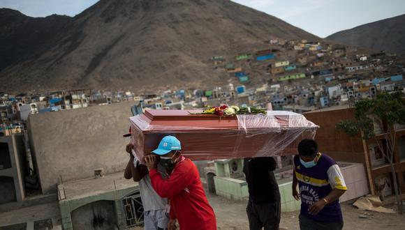 Según el último reporte de decesos a causa de la COVID-19 a nivel nacional, este jueves 24 de junio se registró en total 191 286 víctimas mortales desde que inició la pandemia.