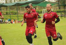 Melgar se alista para enfrentar a Sporting Cristal