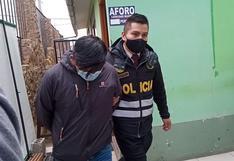 Juliaca: intervienen a sospechosos con chalecos de la Policía Nacional