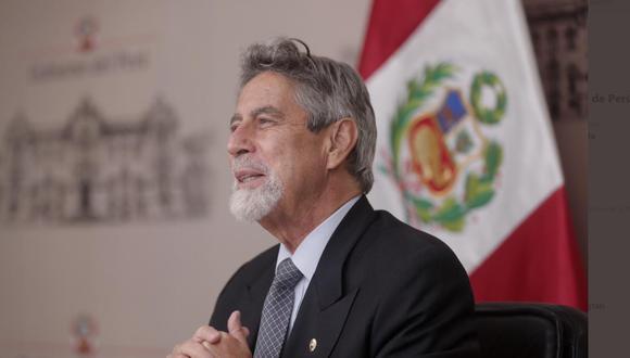 Francisco Sagasti se reunió con Luis Roel por temas de coyuntura y agenda legislativa