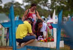 Brasil suma 1.333 muertes por COVID-19 en las últimas 24 horas