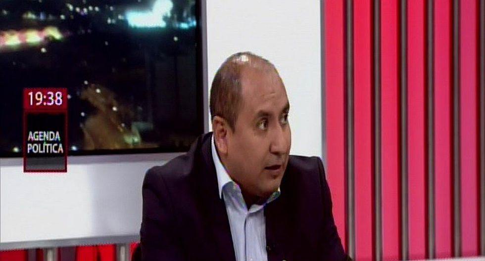Arce: Vizcarra debería aprovechar que no hay Congreso obstruccionista para desarrollar políticas públicas