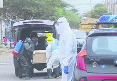 La Libertad registra un fallecido y 332 nuevos contagios de COVID-19 en últimas 24 horas