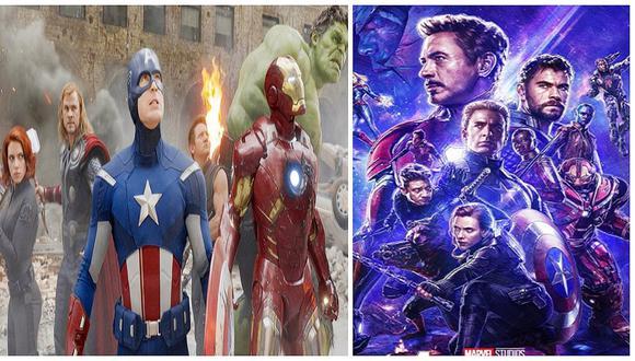 Cadena de cines emitirá todas las películas de Marvel en una maratón de 60 horas (FOTO)