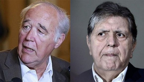 García Belaunde: Violeta y yo votamos contra la exclusión de Alan García en informe Lava Jato
