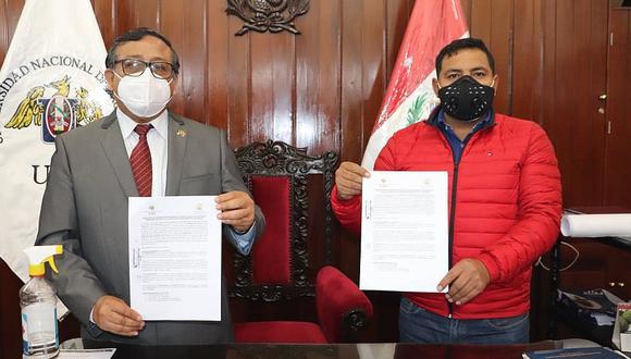 La Libertad: 20 mil dosis de ivermectina serán repartidas a los pobladores del distrito de Usquil