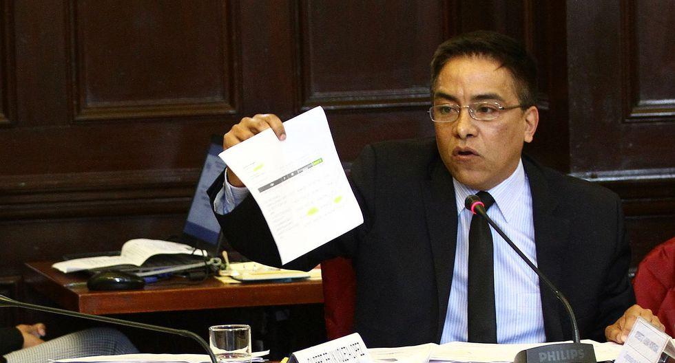 Roberto Vieira evade peritaje fiscal al responder con monosílabos y voz pausada (VIDEO)
