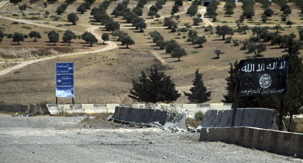 El informe de la ONU afirma que el Estado Islámico no cambiará de estrategias tras la pérdida de su líder. (AFP).