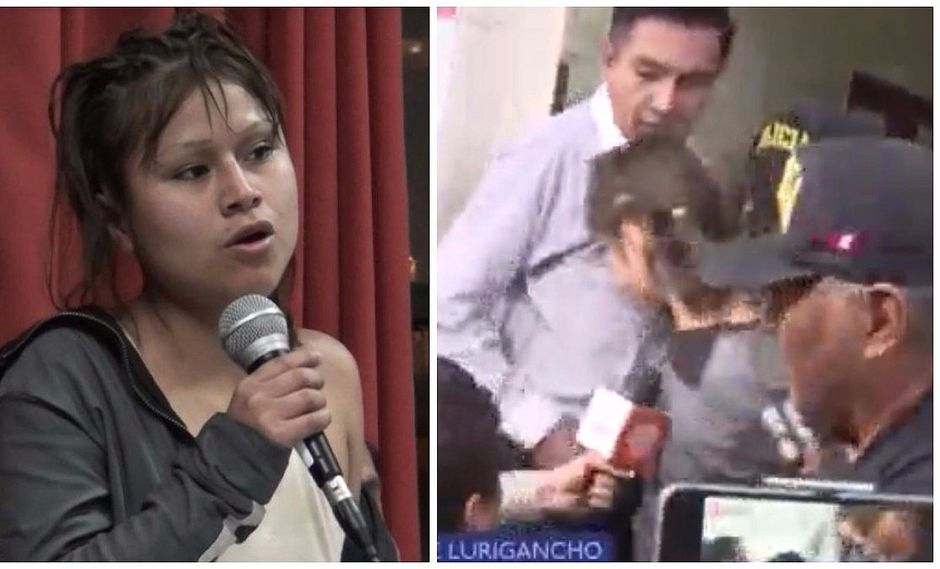 'La Gata': Shirley Padilla es trasladada a carceleta del Poder Judicial