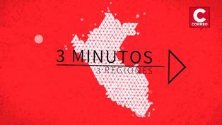 Noticias de regiones en 3 minutos: ¿Qué ha pasado en Ica, Moquegua y Huancayo?