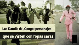 Los Dandis del Congo: ¿Quiénes son estos personajes que se visten con trajes Armani o Gucci?