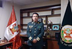 """Crnel PNP José Álvarez: """"Los peruanos debemos unirnos para defender la vida"""""""