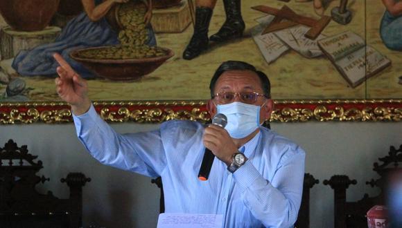Congresista Edgar Alarcón se niega a renunciar a la presidencia de la comisión de Fiscalización