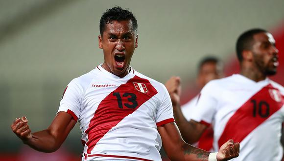 Con goles de André Carrillo y Renato Tapia, Perú empata 2-2 con Brasil por Eliminatorias Qatar 2022. (Foto: AFP)