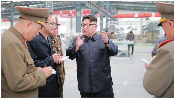 Corea del Norte acusa a EE.UU. de estar incitando a una guerra atómica