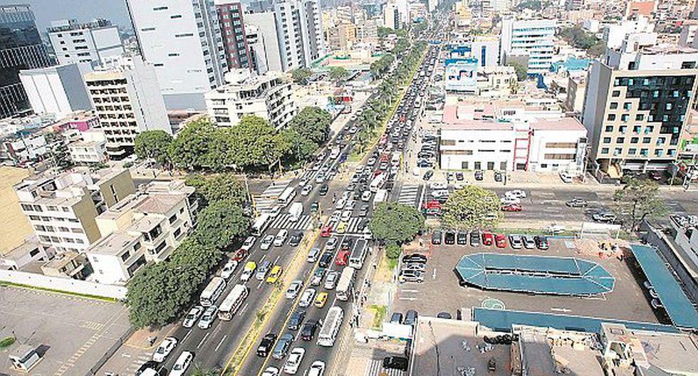 Lima: Cobro electrónico en los corredores para 2017