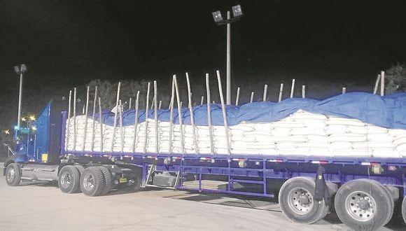 Incautan contrabando de S/ 410,000