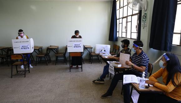 Revisa la tabla de multas por distrito, si no acudiste a votar. (Foto: Jessica Vicente/@photo.gec)