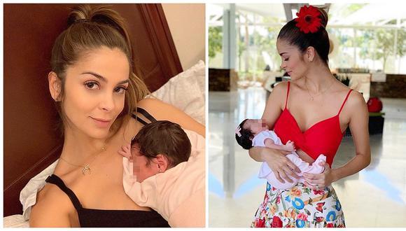 Laura Spoya sorprende al revelar que su hija fue diagnosticada con dengue (Foto: Instagram)