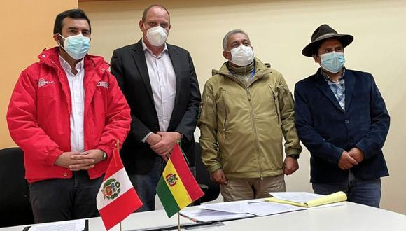 Autoridades resolverieron toda afectación al comercio bilateral de los productos agropecuarios de ambos países. (Foto: Difusión)