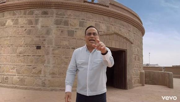 YouTube: así quedó el videoclip que Gilberto Santa Rosa grabó en el Callao