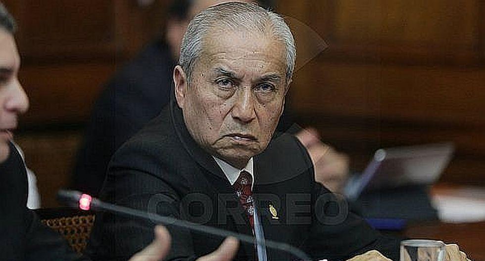 Expresidente del TC: Pedro Chávarry merece ser removido del cargo por afectar lucha contra corrupción