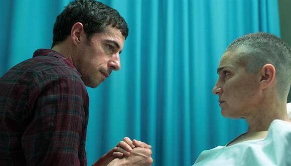 El filme relata una historia que se popularizó en Argentina en abril de 2015, cuando se dio a conocer en los medios locales el caso de María Vázquez, quien murió el 21 de ese mismo mes de un cáncer de ovarios terminal. (EFE)