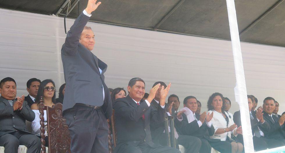 Fiscalía notifica al alcalde de Huánuco por su apelativo