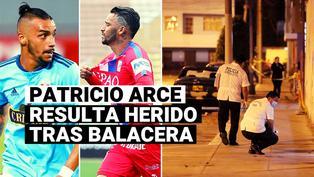 Futbolista del Carlos A. Manucci, Patricio Arce, resulta herido durante balacera en el Callao
