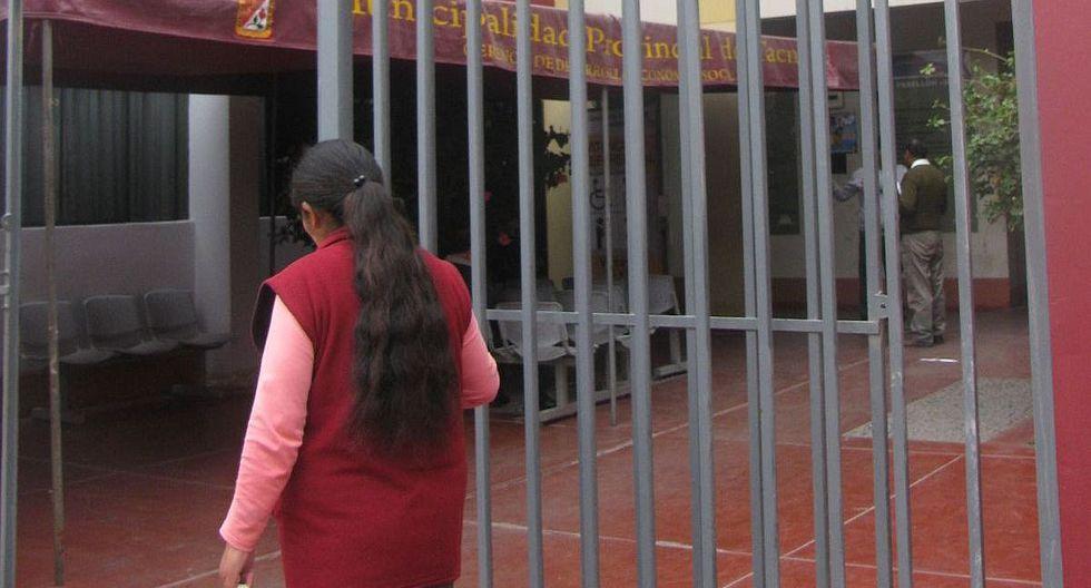 Indecopi ordena a la MPT cesar actividades empresariales
