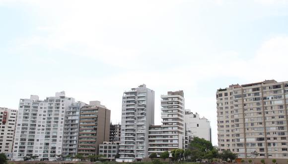 La preferencia por vivir en el primer piso ha descendido en los últimos años, mientras que la posibilidad de vivir en pisos altos es mirada con más atención por lo futuros compradores de departamentos, según Capeco.