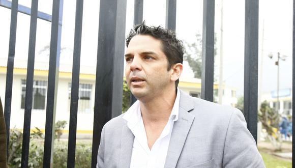 """El JEE de Lima Centro 2 indicó que, al excluir la información de su condena, Llanos ha vulnerado """"la exigencia establecida en el inciso 5 del numeral 23.3 del artículo 23 de la Ley de Organizaciones Políticas"""". (Foto: GEC)"""