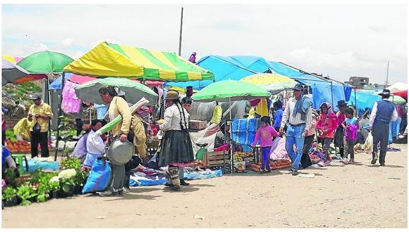 La feria Coto Coto, la más popular de Huancayo que mueve millones de soles en un solo día