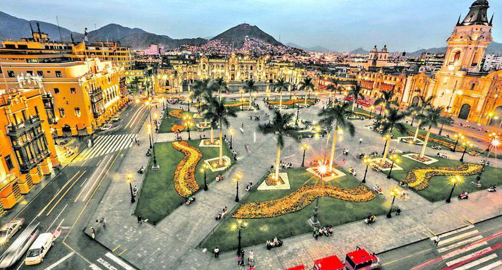 Lima será la Plaza Mayor de la Cultura