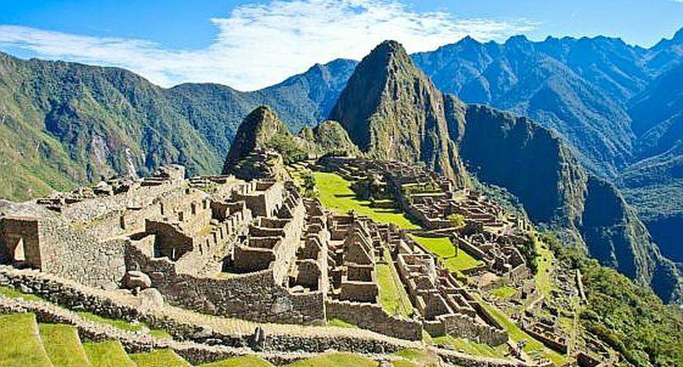 Machu Picchu gana premio como 'Mejor Atracción Turística del Mundo'