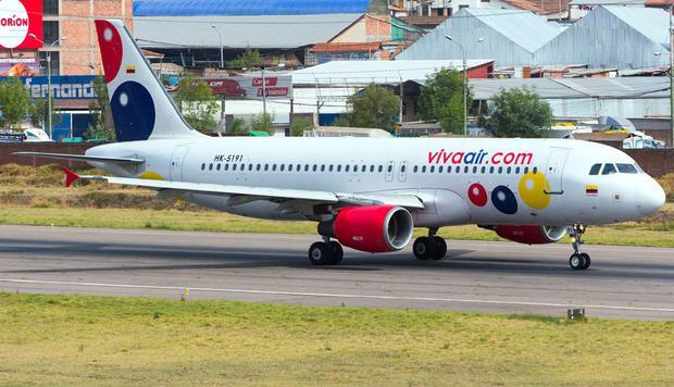 Viva Air. (Foto: GEC)