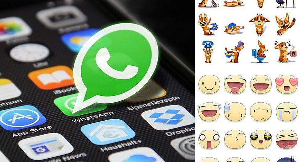 WhatsApp copiará 'stickers' de Facebook en su plataforma