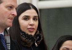 """Esposa de """"El Chapo"""" Guzmán se declara culpable de narcotráfico y blanqueo en EE.UU."""