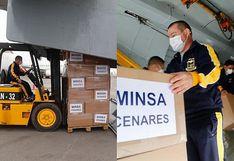 Ministerio de Vivienda traslada 5.45 toneladas de equipos de protección, alimentos y equipamiento a Piura
