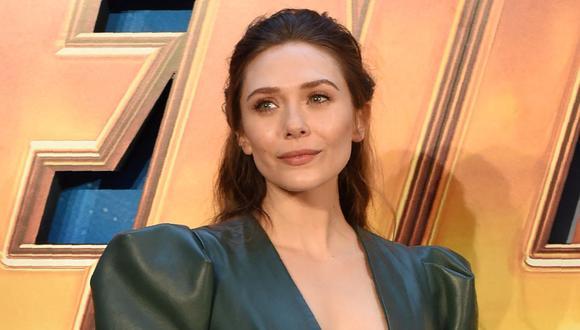 Elizabeth Olsen confesó que pensó en cambiarse el apellido y dejar la actuación. (Foto: Anthony HARVEY / AFP)