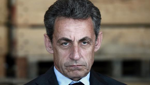 Nicolas Sarkozy, expresidente de Francia, enfrenta varias investigaciones y este lunes se sentará en el banquillo de los acusados. (Foto: AFP/Frederick Florin)