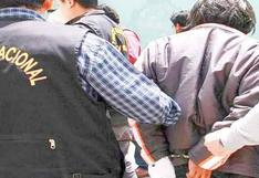 Cusco: Delincuente asaltó a mujer sin saber que era policía y fue detenido al instante