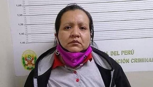 Prisión para mujer por presunto secuestro de bebé
